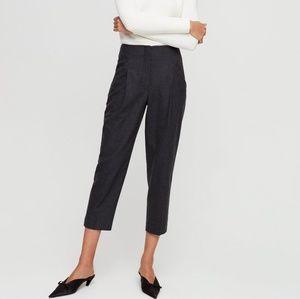 Wilfred (Aritzia) Chambrey pants